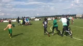 Finale départementale U 15 A ASA vs Hagenbach