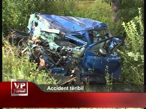 Accident teribil