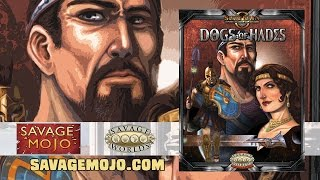 Game Geeks #281 Suzerain: Dogs Of Hades by Savage Mojo
