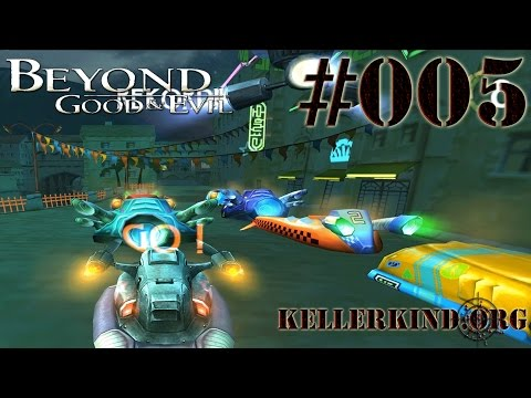 Beyond Good and Evil #005 - Rennfahrer ★ Retro-Sonntag ★ We play Retro Classics [HD|60FPS]
