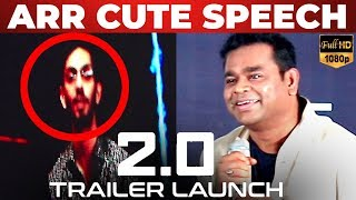 "FULL HD: ""RAJINI is Always My Favorite Hero!"" - AR Rahman 