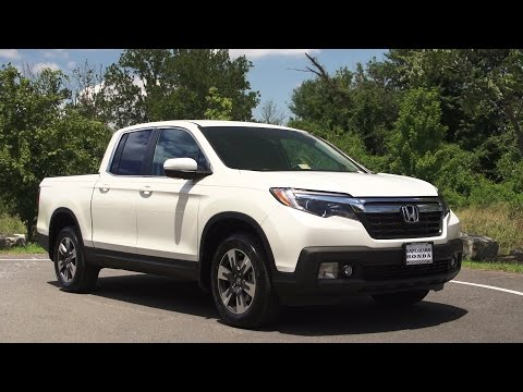 2017 Honda Ridgeline Test Drive & Review