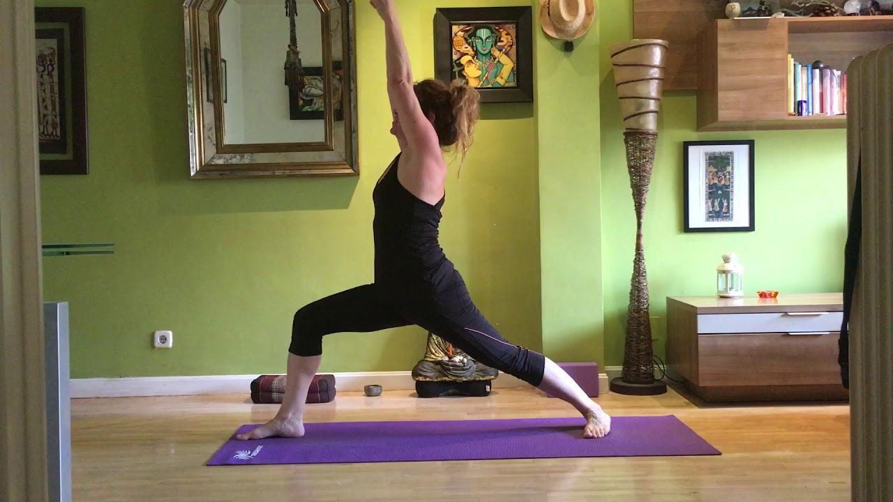 Surya Namaskar Power Yoga