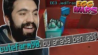 BU ARADA BEN ADŞ !!! | EGG WARS