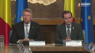 Iohannis, la şedinţa de Guvern: Respir uşurat; preluarea guvernării - un act de mare curaj din partea PNL