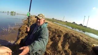 Рыбалка на карася и приготовления снастика