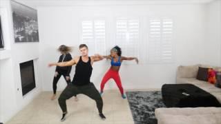 Fitness Marshall and Keaira LaShae FUN DANCE WORKOUT by superherofitnesstv