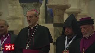Viaje del Papa Francisco a Bari
