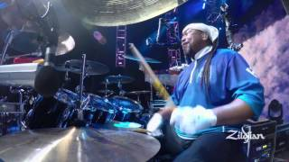 "Zildjian Performance - Carter Beauford plays ""So Much To Say"""