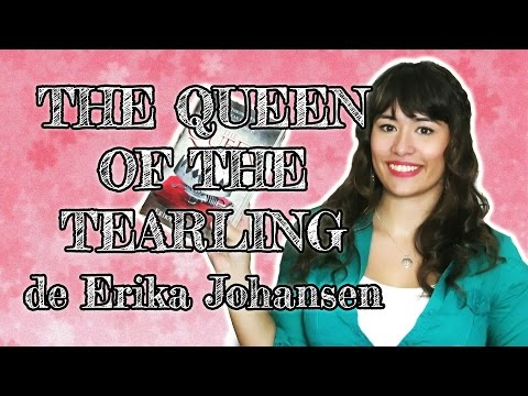 AllAboutThatBook | EU LI: THE QUEEN OF THE TEARLING - Erika Johansen