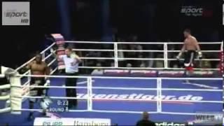 Боксер набил морду рефери прямо в ринге