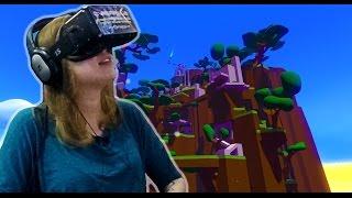Обзор игры WINDLANDS с Oculus Rift в Virtuality Club