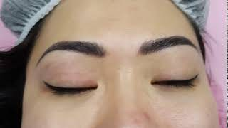 Large Cat Eyeliner Permanent Makeup by El Truchan @ Perfect Definition