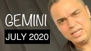 Gemini! They're Spying On Your Every Move! July 2020