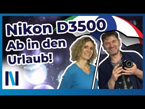 Nikon D3500: Wir zeigen euch, weshalb die kleine Kamera eure perfekte Reisebegleiterin ist!