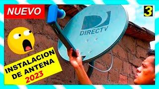 Como Instalar Una Antena DIRECTV 2019 | INSTALACIÓN ANTENA DIRECTV