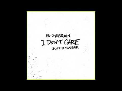 Ed Sheeran, Justin Bieber - I Don't Care (Super Clean)