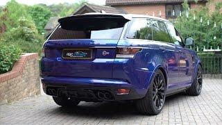 EPIC Range Rover Sport SVR DETAILED!