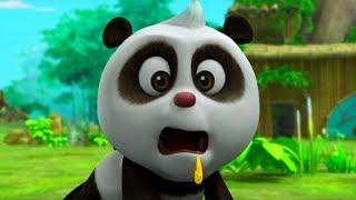 Кротик и Панда - Воздушный змей  - серия 6 - развивающий мультфильм для детей