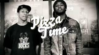 "Dom McLennon & MiC Kurb - ""Pizza Time"""