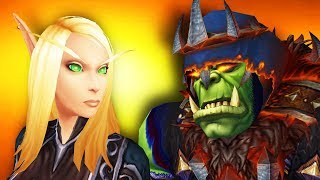 EPIC CASTERS DUEL! (5v5 1v1 Duels) - Outlaw Rogue PvP WoW Legion 7.3.5