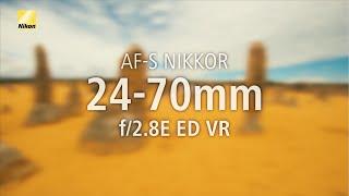 Exploring NIKKOR Lenses: Australia - AF-S NIKKOR 24-70mm f/2.8E ED VR