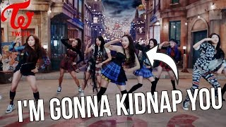 IF K POP SONGS WERE LITERAL! (TWICE   YES Or YES)