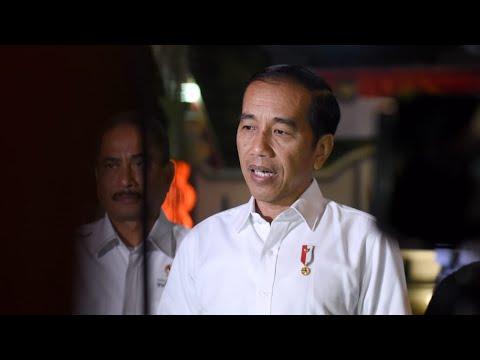 Jokowi: Kita Jaga Tanah Papua Sebagai Tanah yang Damai