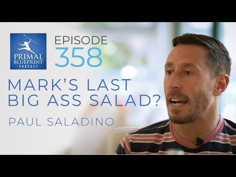 , title : 'Paul Saladino: Is Nose-to-Tail Carnivore the Optimal Human Diet?