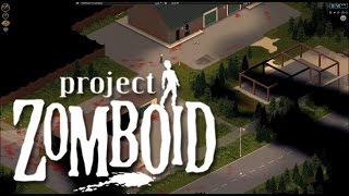 Project Zomboid. Corpse Cleaning duty and we still need a name (L4P2)