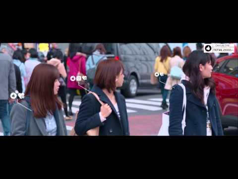 Mazda  Cx3 Паркетник класса J - рекламное видео 2