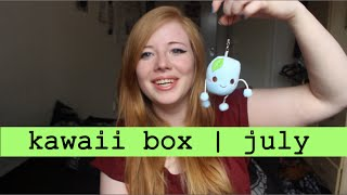 Kawaii Box: Unboxing | July 2015