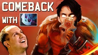 JEBAITED ENEMY WITH MANTA STYLE (SingSing Dota 2 Highlights #1188)