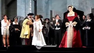Curtain Call - Anna Bolena