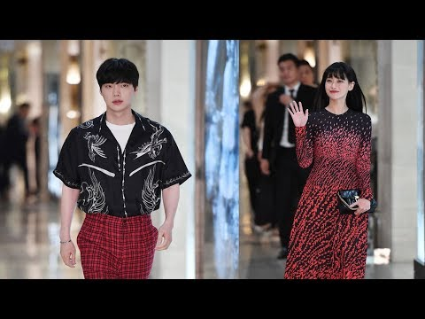 Goo Hye Sun's husband - Ahn Jae Hyun alone appear with Oh Yeon Seo at the event!