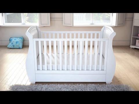 Babymore Bel Cot Bed Assembly