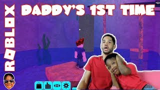 Roblox Flood Escape 2 – Episode 1 – Daddy's First Time Playing
