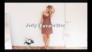 JULY FAVOURITES | LIFESTYLE, FASHION, SKINCARE