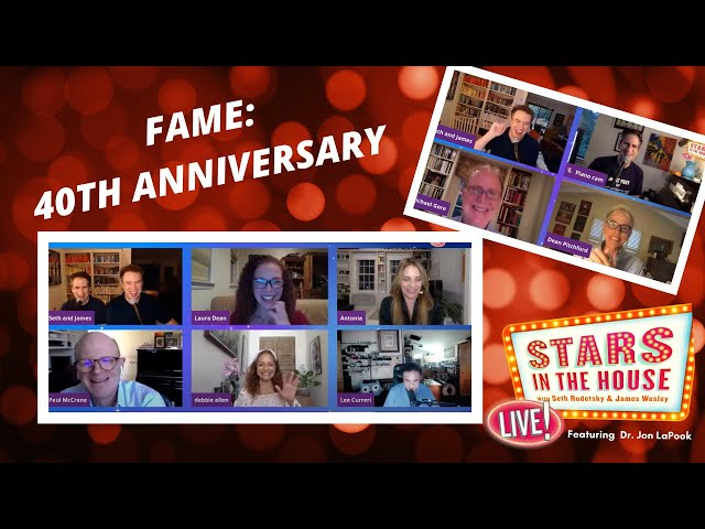FAME 40th Anniversary Special | Stars In The House 7/23