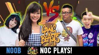 NOC Plays Gang Beast! #1