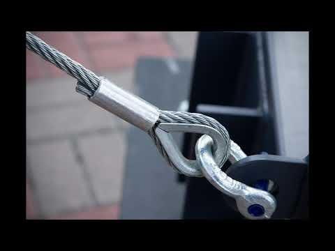 Cable de acero y Estrobos / Regio Eslingas