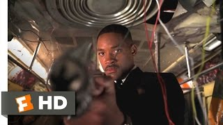 Men in Black II - Jeff the 600 Foot Worm Scene (1/10)   Movieclips
