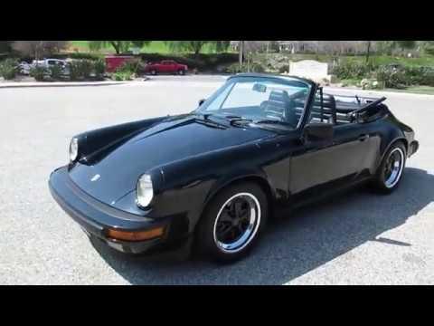 Video of '84 Carrera - N63K