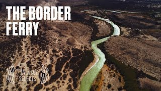 A Visitor's Guide To America's Great Big Border Wall