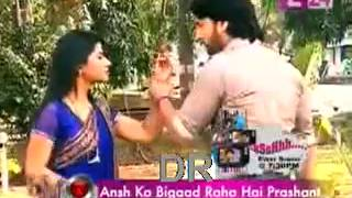 E24 - Yash & Aarthi Fight With Prashanth (Punar Vivaah) - 12th January 2013