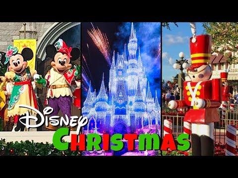 Christmas at Disney World's Magic Kingdom   Top 5 Christmas Things To Do