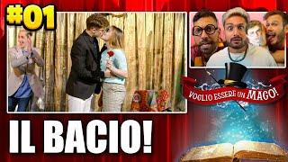 VOGLIO ESSERE UN MAGO: IL BACIO (PUNTATA 1) (CON MATTEO DIAMANTE)   IPANTS
