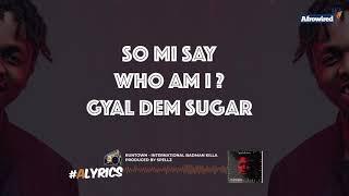 Runtown   International Badman Killa (Lyrics Video)   2019