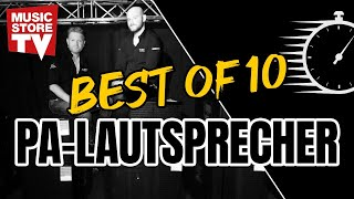 """Best of 10! - Folge 4 """"PA-Lautsprecher"""""""