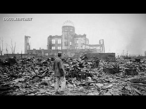 Hiroshima & Nagasaki Nuclear Attacks | First Atomic Bombing In History